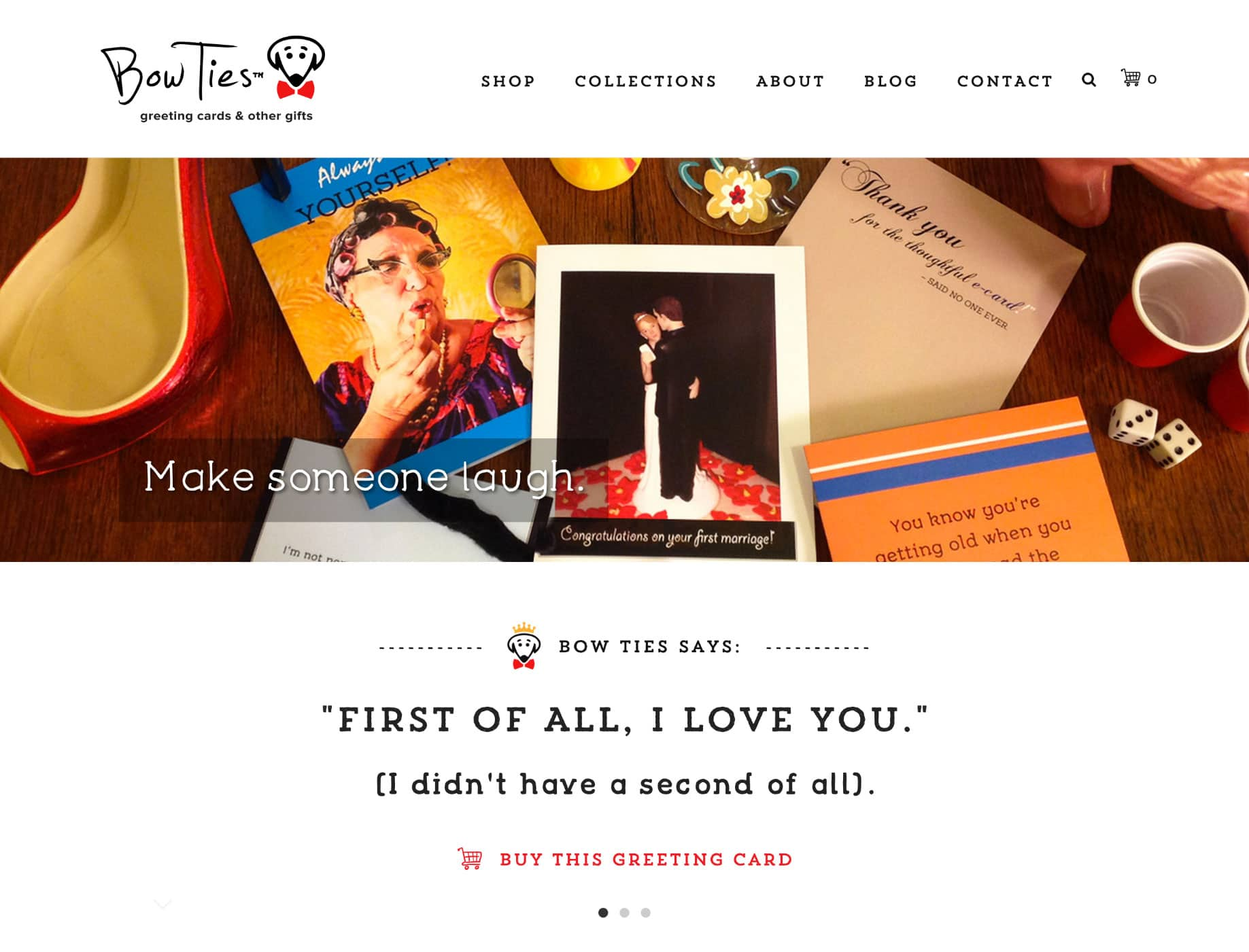 screen responsive web design and shop e-commerce site