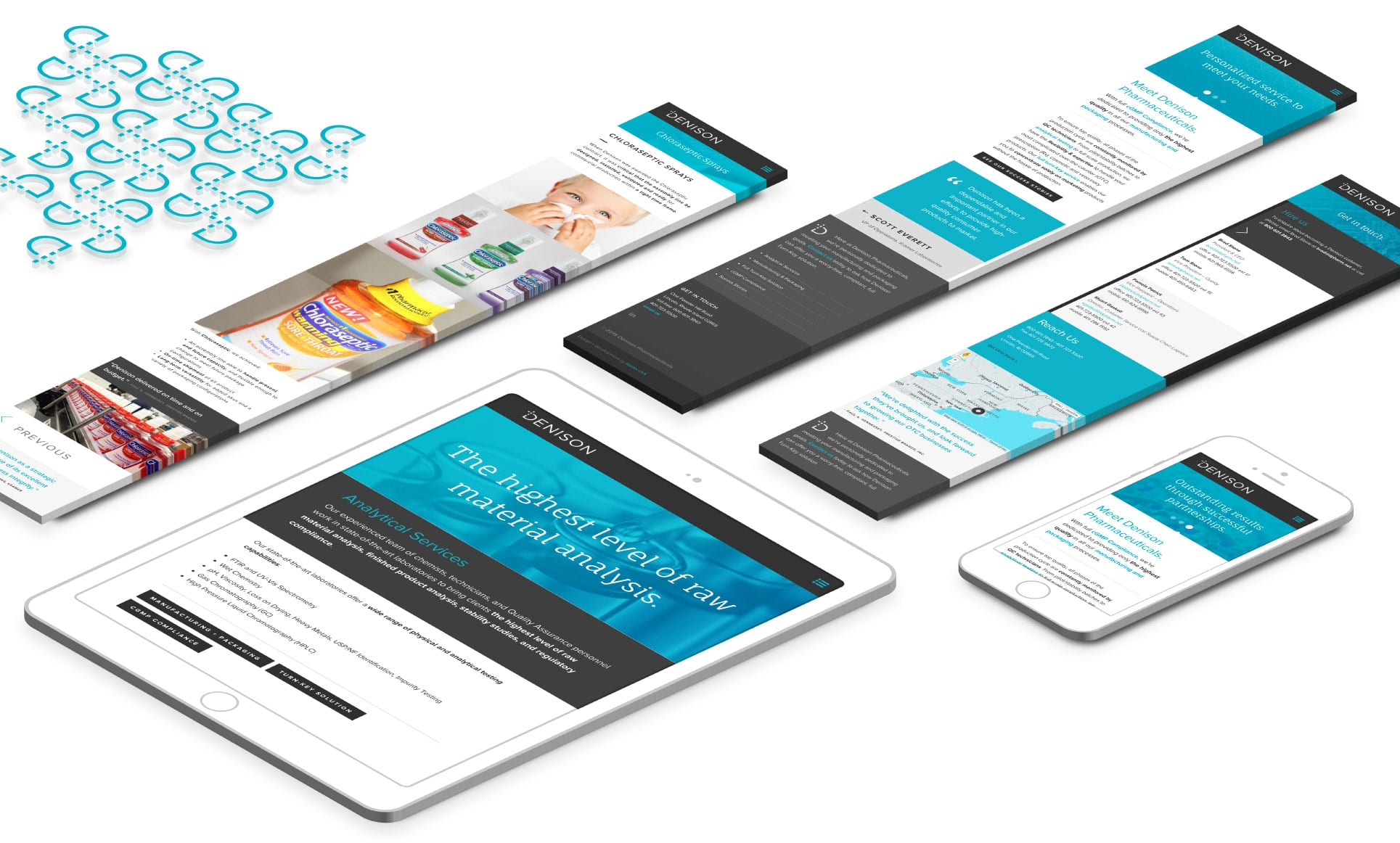 responsive website design and development