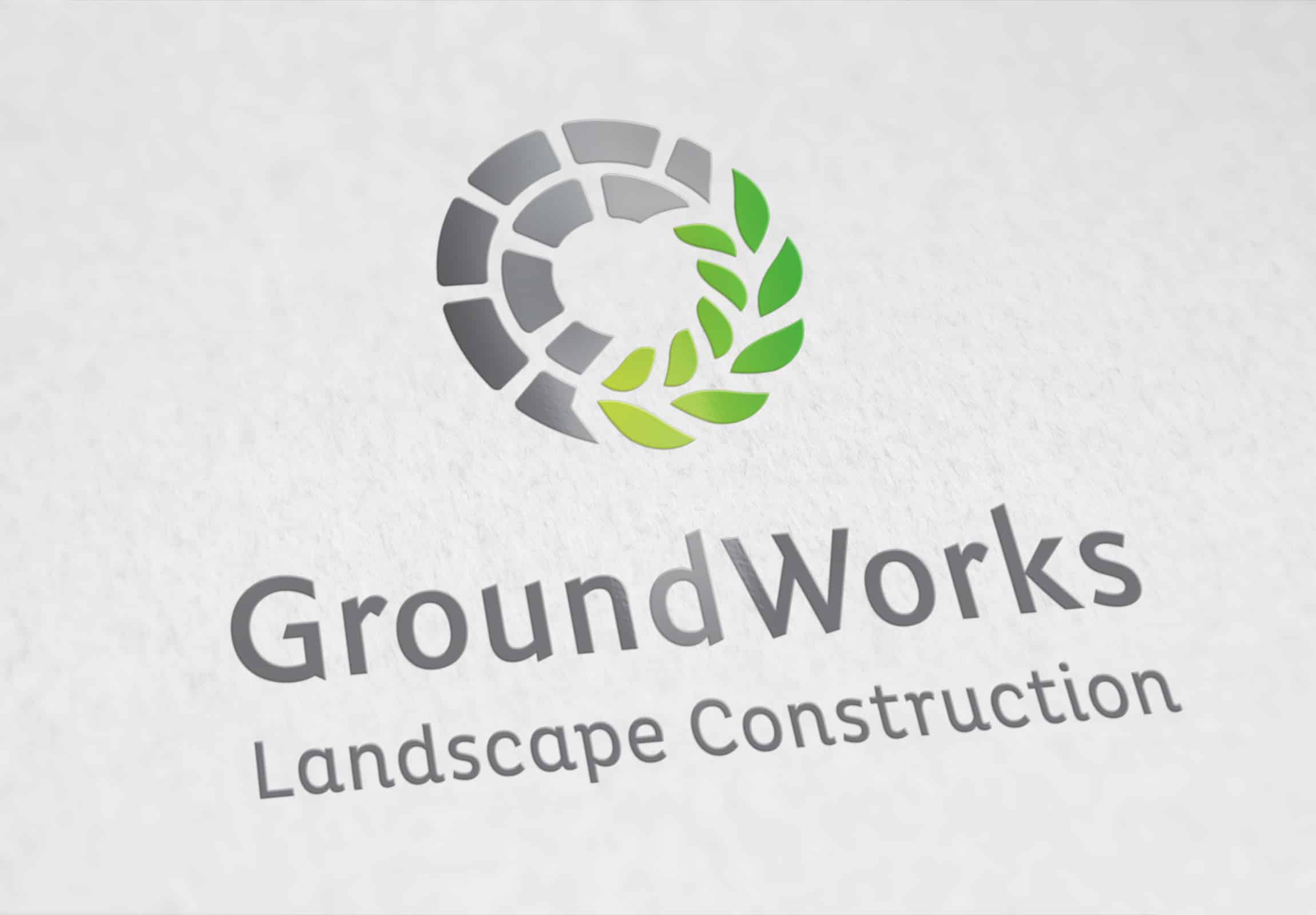 logo for Groundworks Construction