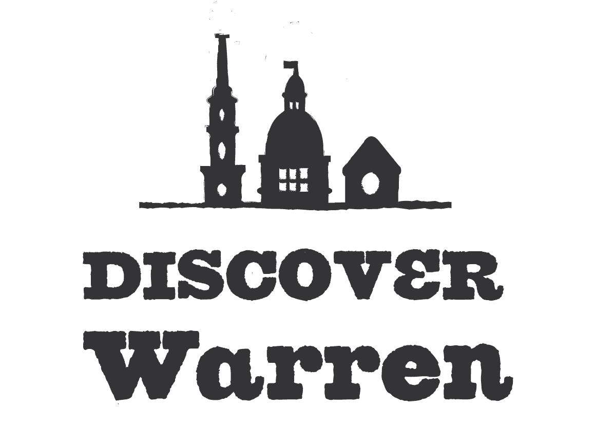 logo: Discover Warren