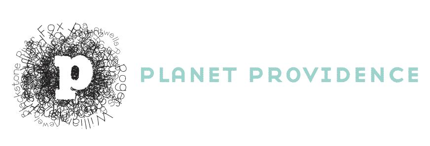 logo: Planet Providence
