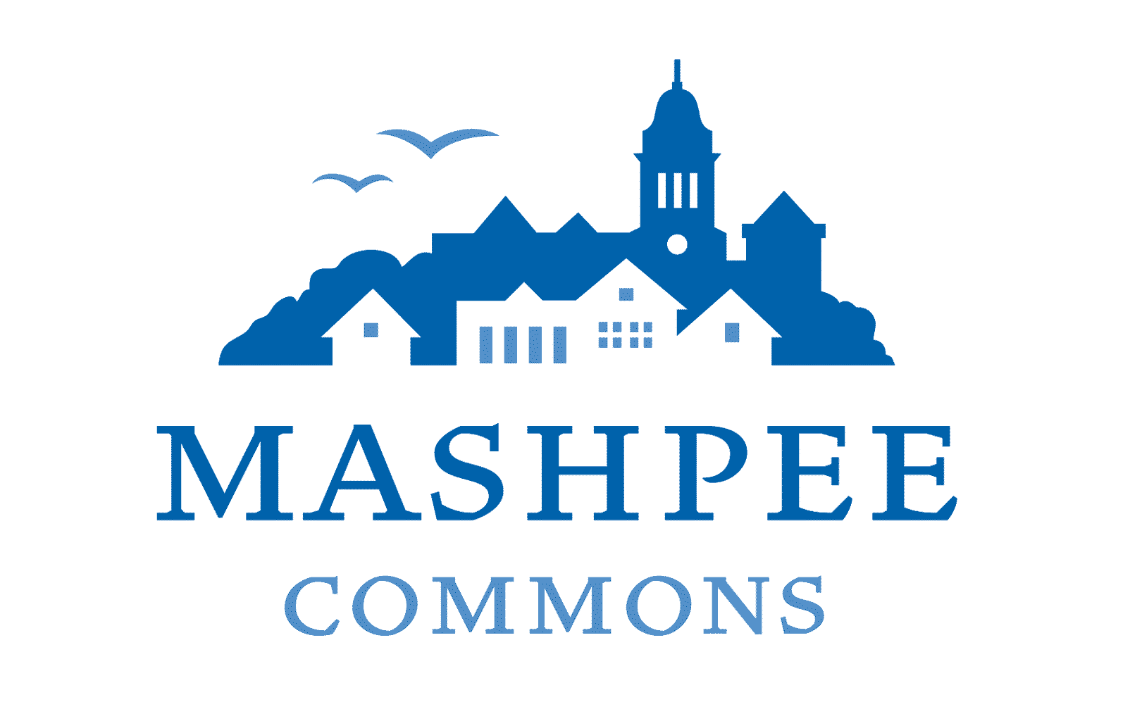 logo: Mashpee Commons after