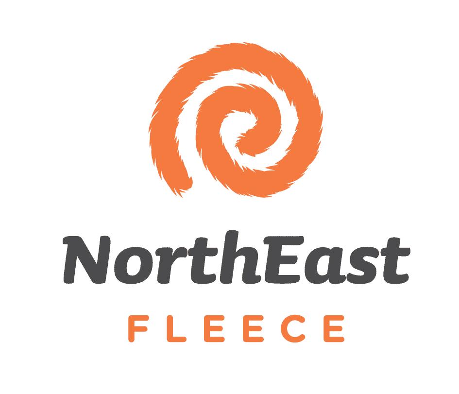 logo: NorthEast Fleece after