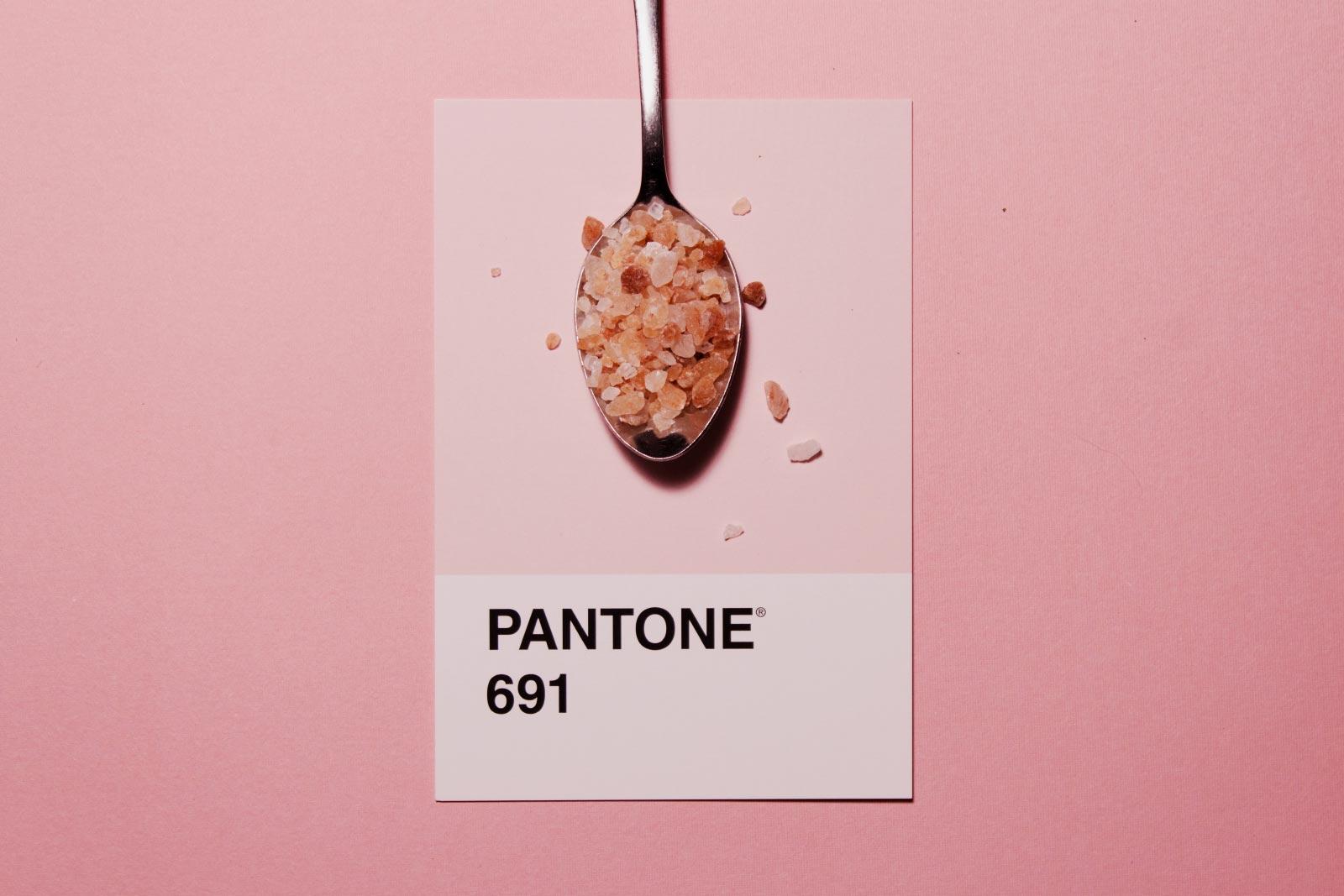 Pantone Color 691