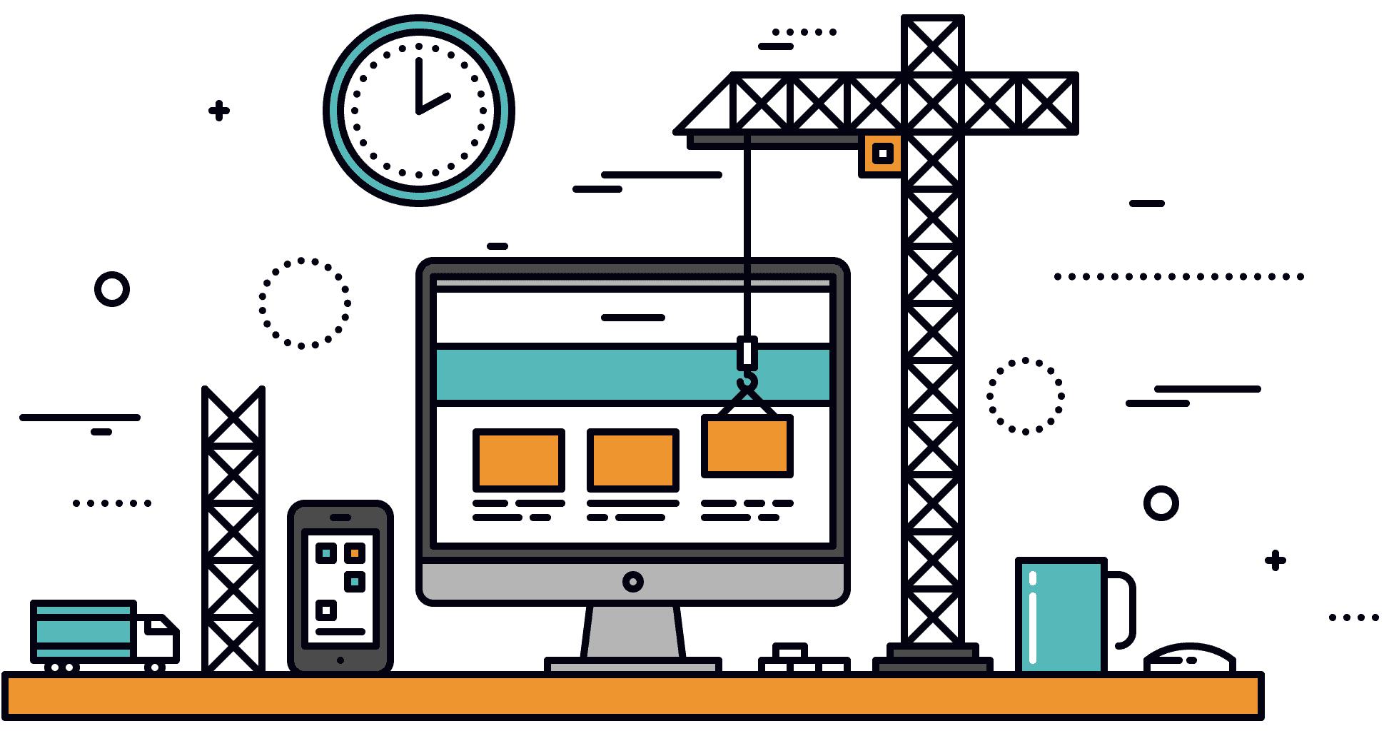 web design buildout