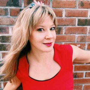 Katie Kozlowski, creator of the ShaktiBOMB™ Transformational System|