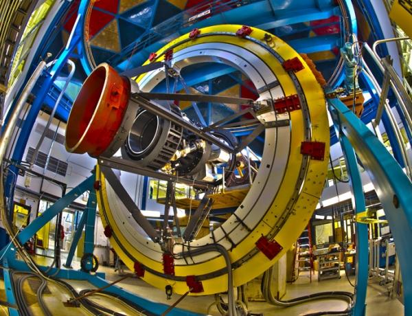 '570-Megapixel Dark Energy' Camera Captures First Images