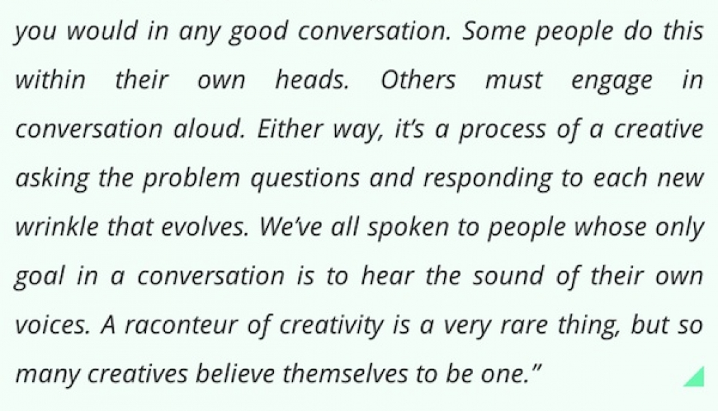 Insightful Quotes On How To Work With Creative People