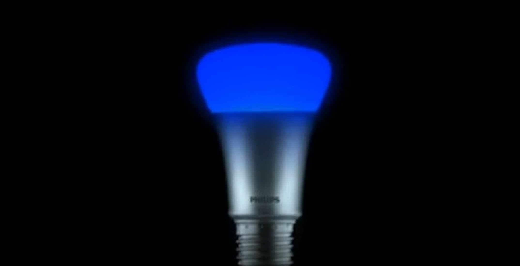 The 'World's Smartest Lightbulb' Illuminates In 16 Million Colors