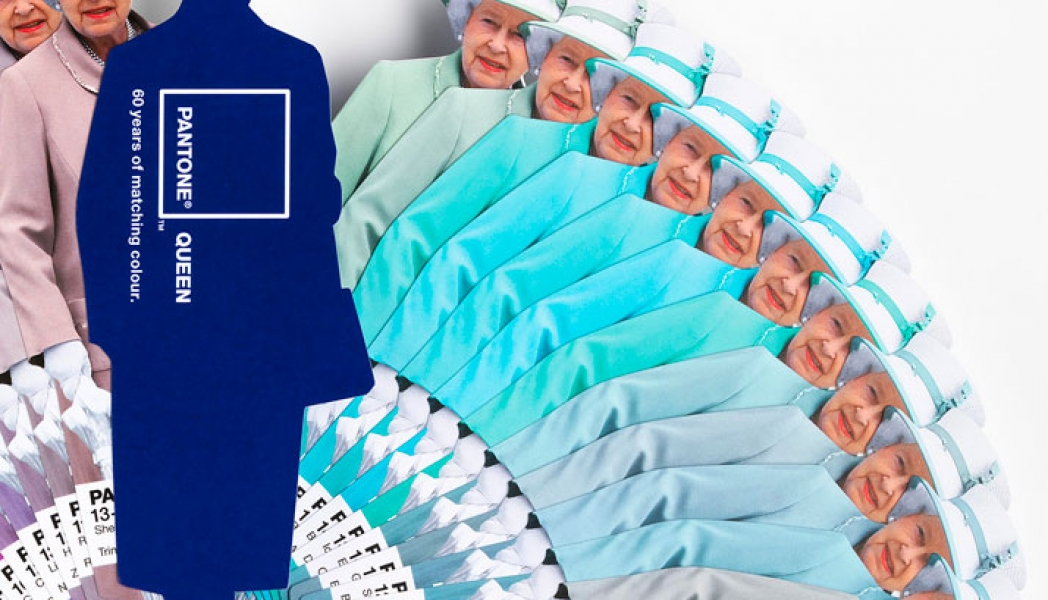 Pantone Queen: 60 Years Of Matching Color